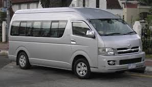 Toyota Grand cabin at rent in lahore