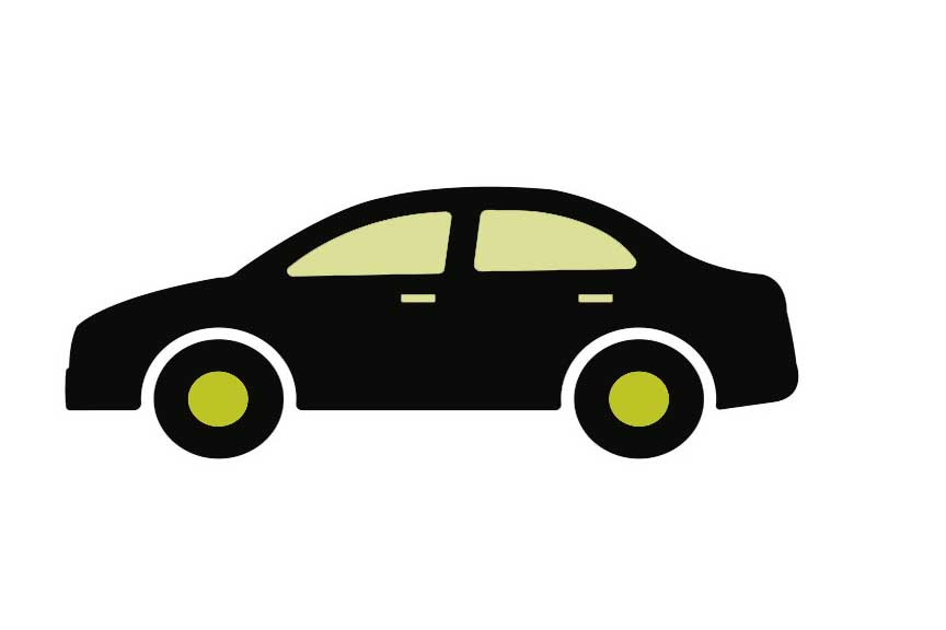 Rent a car without driver