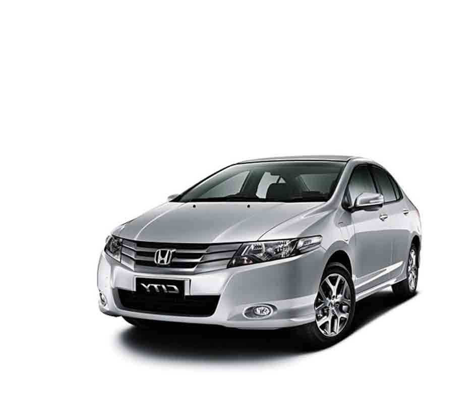 Honda city askari rent a car